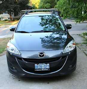 2013 Mazda 5 GT BLUETOOTH USB, Roofracks, PRICEDROP !!