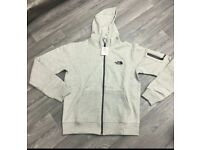 North face hoodie Grey Size M
