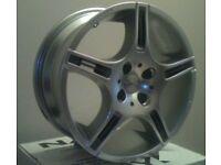 "18"" Momo alloy wheels"