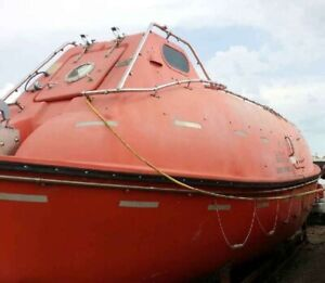 Lifeboat for Sale -  Life Boat - Tiny House - Houseboat - New!