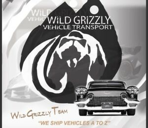 WILD GRIZZLY TRANSPORT - Shipping vehicles to Alberta