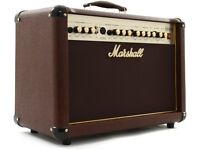 Marshall Amplifier AS50D. (Used once. As new)