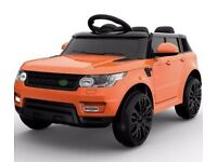 RANGE ROVER band new electric ride on