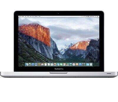 "Apple MacBook Pro 13.3"" Core i5 2.5Ghz 16GB RAM 1TB HDD(Mid2012)A Grade"