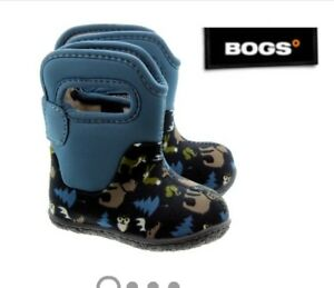 Brand new Baby Bogs size 7