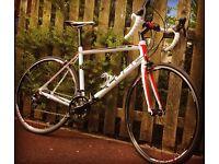 Cube peloton racing bike