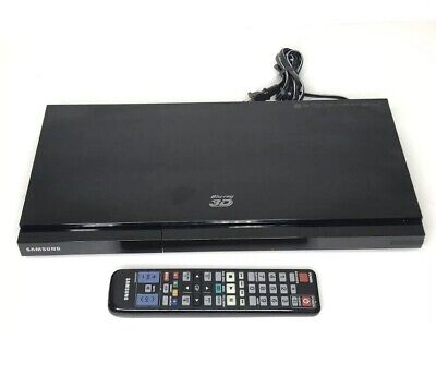 Samsung BD-D5500 3D Blu-Ray Player with Remote - Great Condition