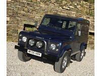 Land Rover Defender TDI5