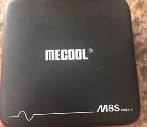 Android Box MeCool M8S