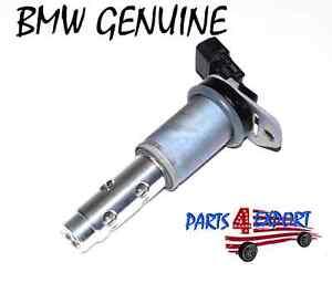 NEW BMW GENUINE VANOS Solenoid-CAM ADJUST SELENOID 11 36 7 585 425