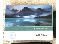 Lee Filters foundation kit - as new never useddd
