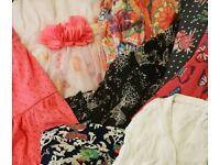 Small bundle girls dress are 5-7