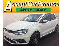 Volkswagen Polo GTi FROM £62 PER WEEK!