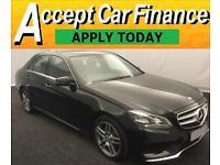 Mercedes-Benz E220 AMG Sport FROM £83 PER WEEK!