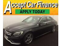 Mercedes-Benz C220 AMG FROM £103 PER WEEK!