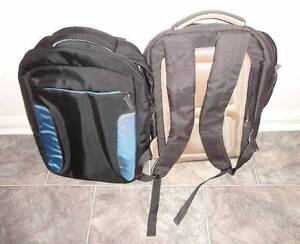 LAPTOP BACKPACK CARRY BAGS (2) Wentworthville Parramatta Area Preview