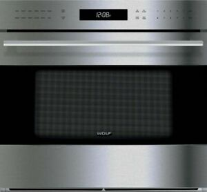 SO30TE/S/TH Wolf Wall Oven Clearance Discounted