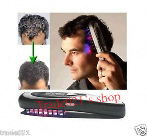 Laser Treatment Power Grow Comb Kit Stop Hair Loss Hot Regrow Therapy