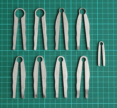9 Pieces Wrench Clamp Tool Kit For Repair CLA Leica M2 M3 M4 M5 M6 M7 MP Cameras