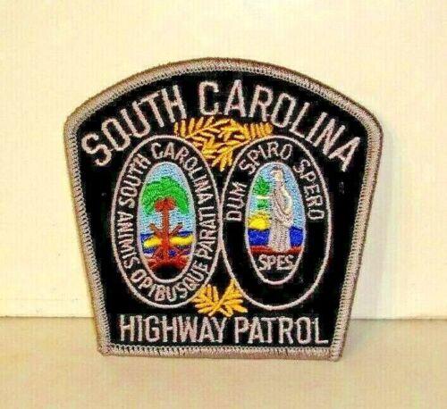 SOUTH CAROLINA HIGHWAY PATROL  POLICE OFFICER  patch
