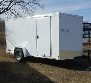 TRAILERS FOR SALE SNOWMOBILE ATV CARGO MOTORCYCLE WINNIPEG