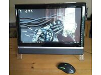 Packard bell touch screen all in one pc 20 inch display