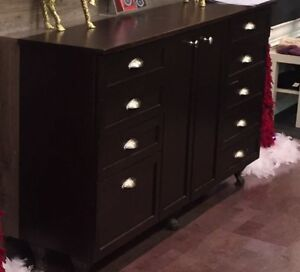 Gorgeous Custom Built Cabinet- Lowered Price!!