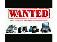 WANTED - I BUY APPLE IPHONE IPAD laptop Macbook AIR PRO 6S 6 PLUS 5S 5C 5 7