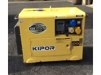 5.5Kva Kipor Diesel Generator