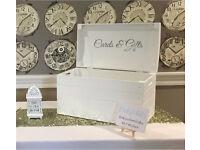 Wedding Post Box For Sale £25