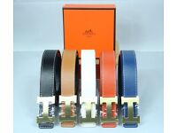 Hermes Belts All Reversible to Black Genuine Leather - Louis Vuitton Wallets/Purses Genuine Leather