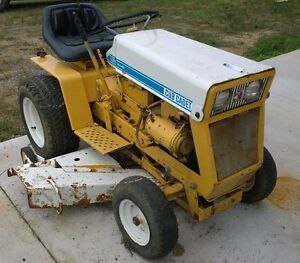 Wanted Old Cub Cadet