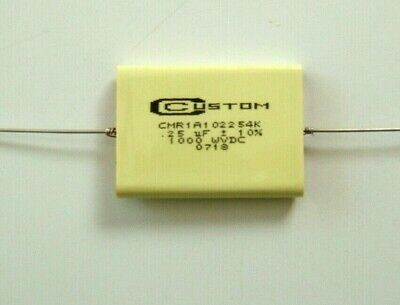 Mica Dielectric Fixed Capacitor.25uf-10-1000 Wvdc.cmr1a102254k.. Nos Unused.