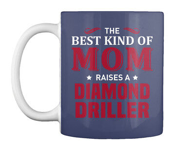 Fun Diamond Driller - The Best Kind Of Mom Raises A Gift Coffee Gift Coffee