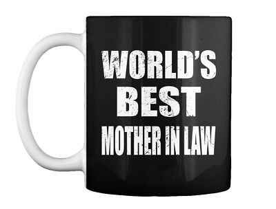 Worlds Best Mother In Law Gifts - World's Gift Coffee