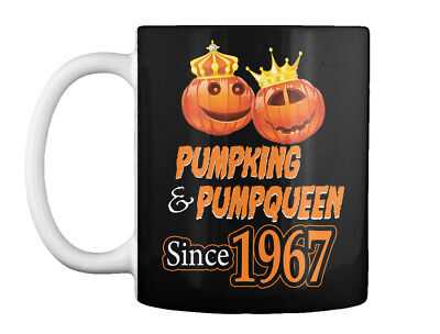 Halloween Anniversary Gifts (Unique 50th Anniversary For Halloween. Gift Coffee Mug Gift Coffee)