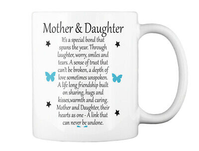 Mother And Daughter Its Special Bond - & Gift Coffee Mug ()