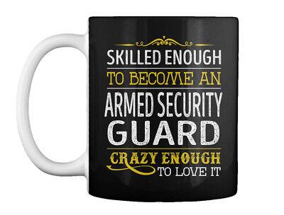 Armed Security Guard Love It Gift Coffee Mug