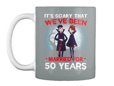 Halloween Anniversary Gifts (50th Anniversary S Funny Halloween Gift Coffee)