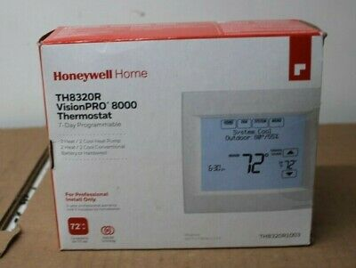 Honeywell Visionpro 8000 7-day Programmable Touch-screen Thermostat