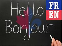 French-English Teacher- all levels
