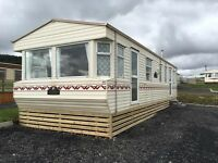 2 bed mobile home static to rent