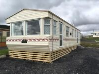Willerby 3 Bed Mobile Home/Static Caravan for sale on Croagh Caravan Park
