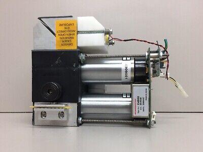 Bicron St Gobain Crystal Gamma Scintillation Detector W Hamamatsu Power Source