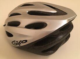 Giro bike helmet (Adult 54-61cm)
