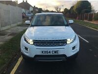 LHD - Land Rover Range Rover Evoque 2.2 SD4 Pure Tech Pack