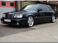 Wanted Mercedes W124 E Class - E220 E320 220 300 320 CE