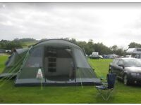 Outwell Montana 6 person tent in Great condition