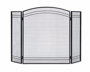 Metal Fire Place Screen -  Brand New