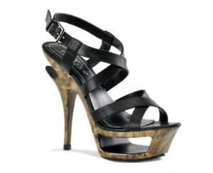 Brand new Pleaser shoe size 8